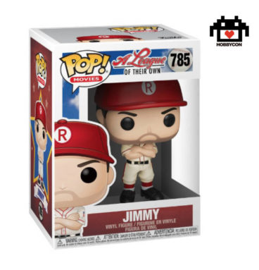 A-League-Of-Their-Own-Jimmy-Hobby-Con-Funko-Pop