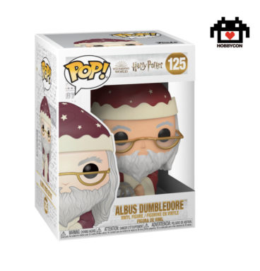 Harry Potter - Albus Dumbledore Holiday