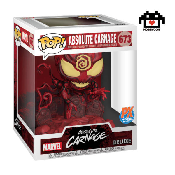 Marvel - Absolute Carnage