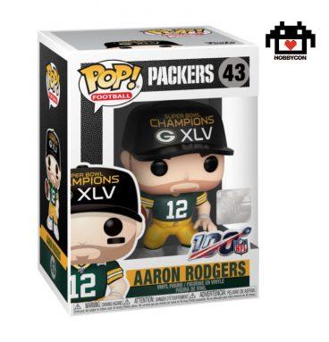 NFL – Aaron Rodgers