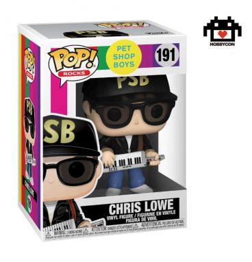 Pet Shop Boys-Chris Lowe