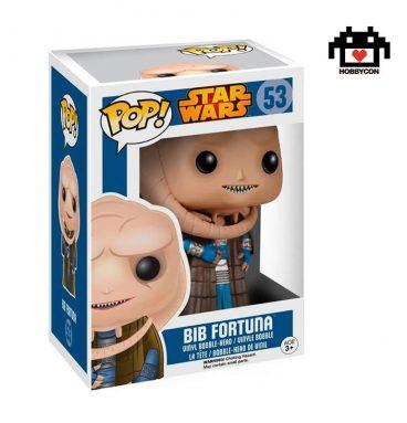 Star Wars-Bib Fortuna