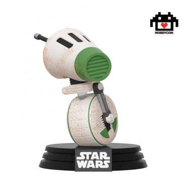 Star Wars El Ascenso de Skywalker-D-0