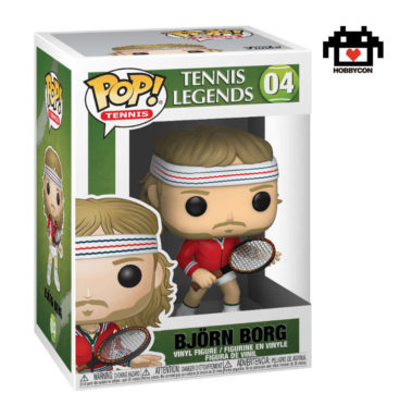 Tennis Legends-Bjorn Borg