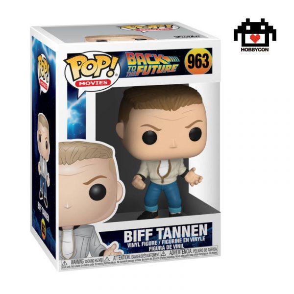 Volver al Futuro-Biff Tannen