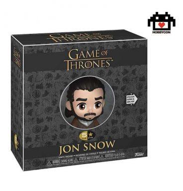 Game Of Thrones - Jon Snow y Ghost