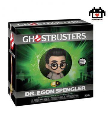 Los Cazafantasmas - Dr. Egon Spengler