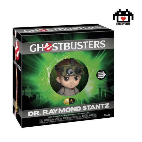 Los Cazafantasmas - Dr. Raymond Stantz