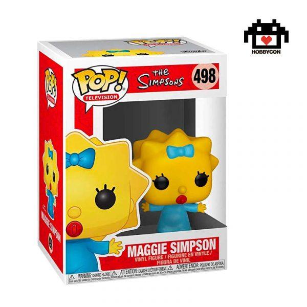 Los Simpson - Maggie Simpson