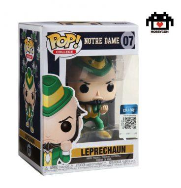 Notre Dame - Leprechaun