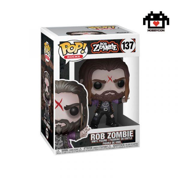 Rob-Zombie - Funko Pop