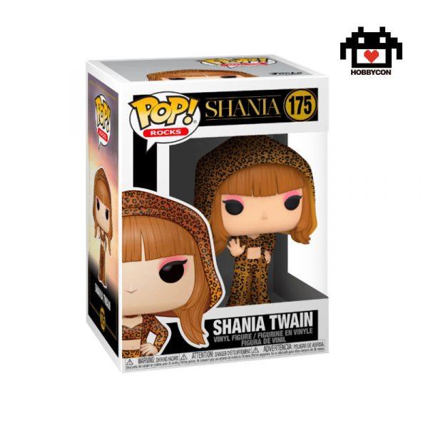 Shania Twain - Funko Pop