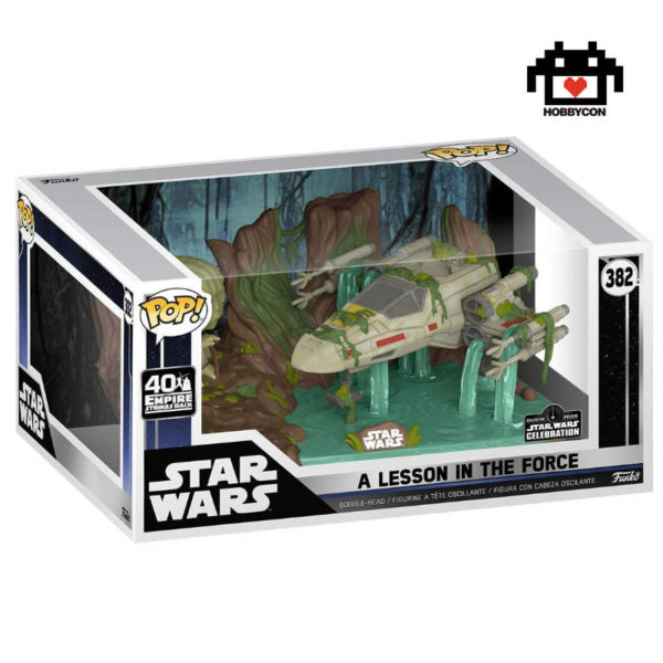 Star Wars - A Lesson in the Force - Yoda