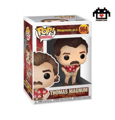 Thomas Magnum - Funko Pop