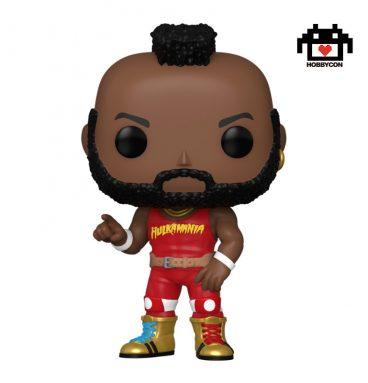 WWE - Mr. T