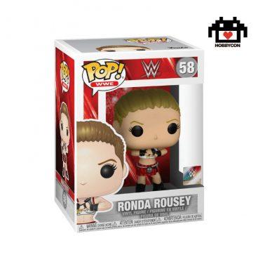 WWE - Ronda Rousey