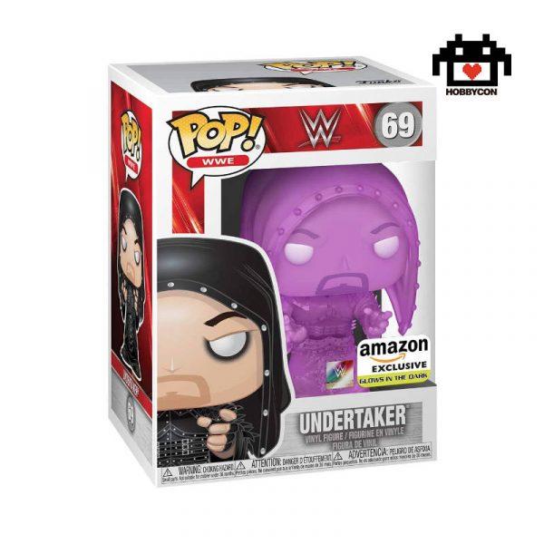 WWE - Undertaker - Amazon Exclusive