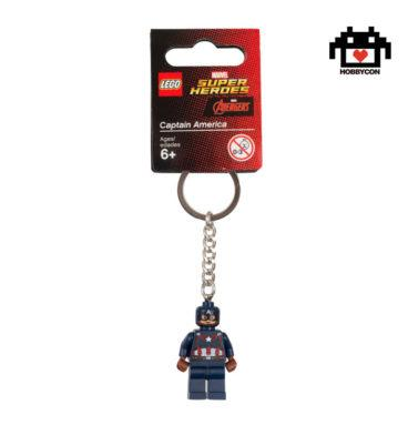 Avengers - Capitan America - Lego