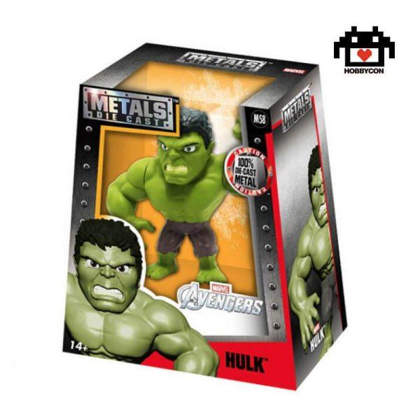 Avengers - Hulk - Metal Die Cast