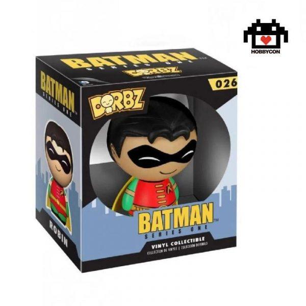 Batman -Robin - Dorbz