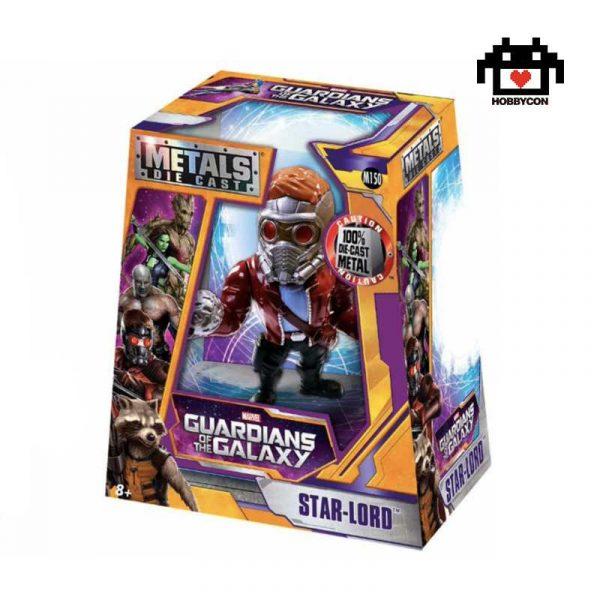 Guardianes de la Galaxia Star Lord - Metal Die Cast