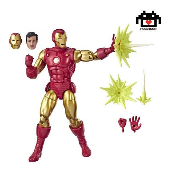 Marvel Legends - Iron Man - 80th Aniversario