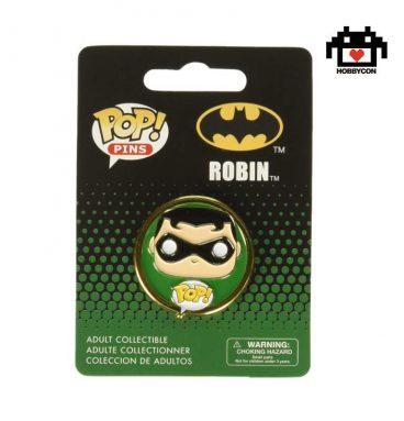 Robin - Hobby Con - Pin