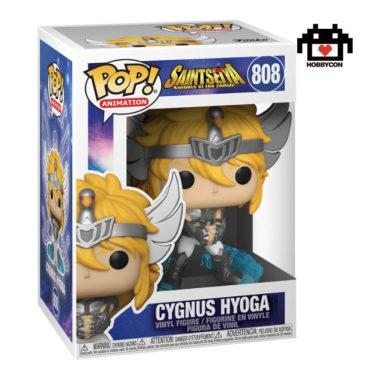 Saintseiya - Cygnus Hyoga