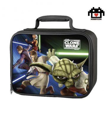 Star Wars - La Guerra de los Clones - Lonchera