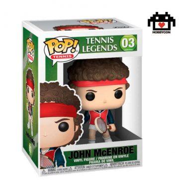Tennis Legends - John Mcenroe