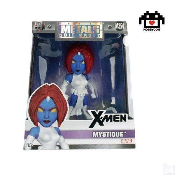 Mystique - Metal Die Cast