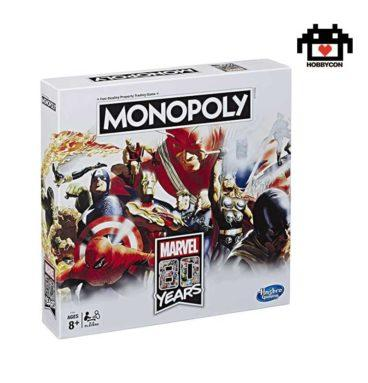 Marvel 80 Years Edition - Monopoly