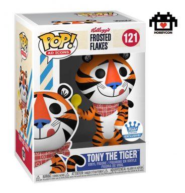 Tony - The Tiger - Kellogg´s