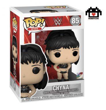WWE - Chyna - HobbyCon