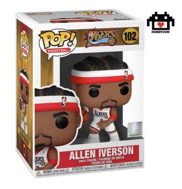 NBA - Allen Iverson - Hobby Con