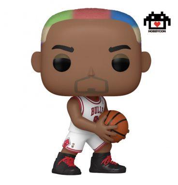 NBA - Dennis Rodman - Hobby Con