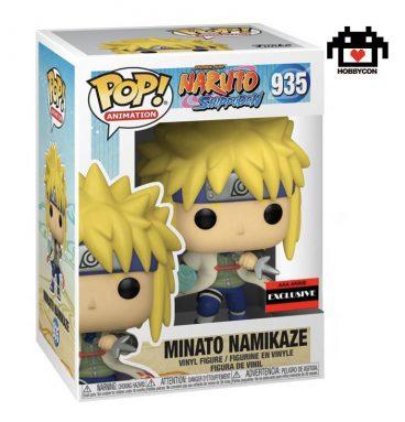 Naruto Minato - Namikaze - Hobby Con