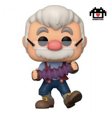 Pinocchio - Geppetto - Hobby Con