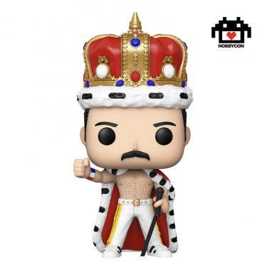 Queen - Freddie Mercury - Hobby Con