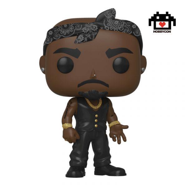 Tupac Shakur - Hobby Con