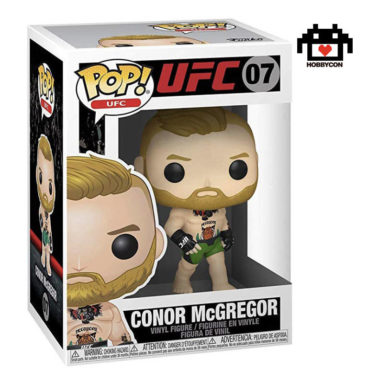 UFC - Conor McGregor - Hobby Con