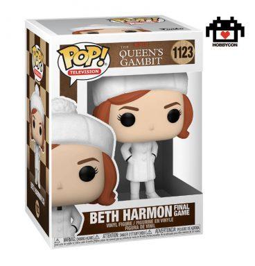 Queens Gambit - Beth Harmon Juego Final - Hobby Con
