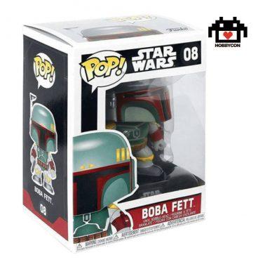 Star Wars - Boba Fett - Hobby Con