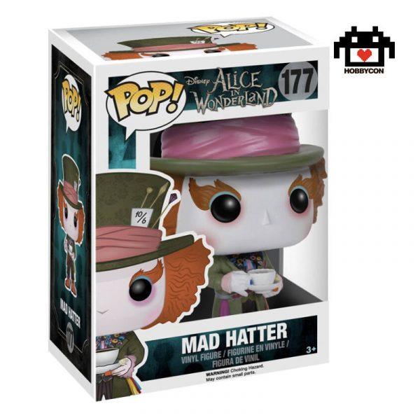 Alice in Wonderland - Mad Hatter - Hobby Con