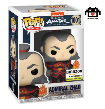 Avatar the last Aribender - Admiral Zhao - Hobby Con