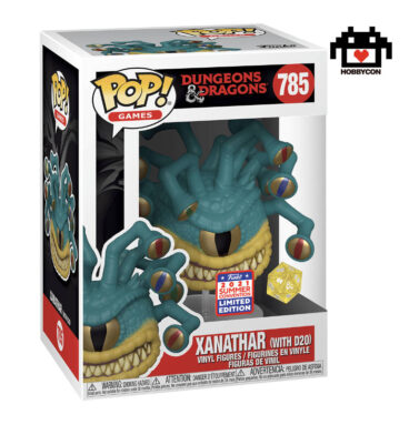 Dungeons and Dragons - Xanathar - Hobby Con