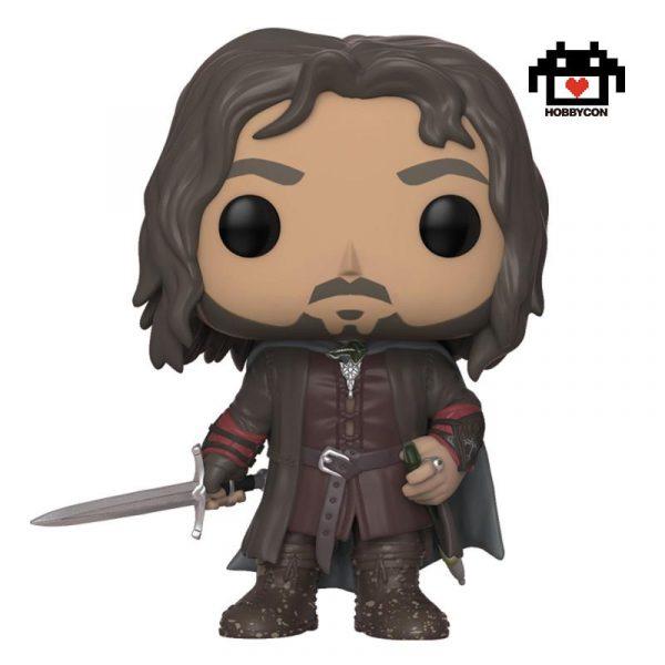 El Señor de los Anillos - Aragorn - Hobby Con