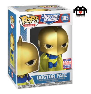 Justice League - Doctor Fate - Hobby Con