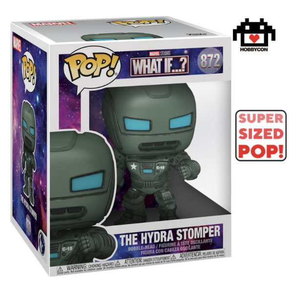 Marvel - What If - The Hydra Stomper - Hobby Con