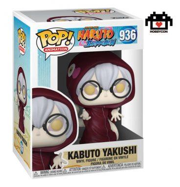 Naruto - Kabuto Yakushi - Hobby Con